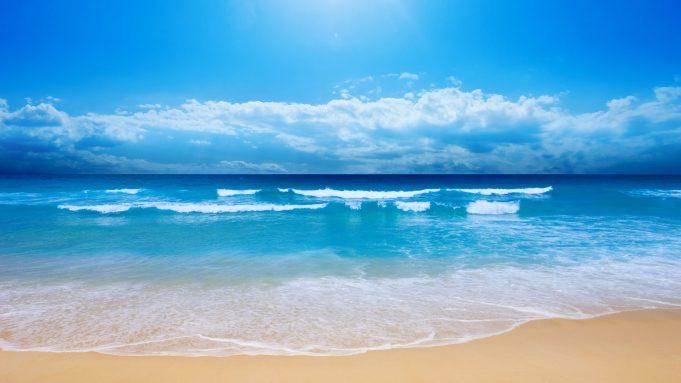 plavo more voda